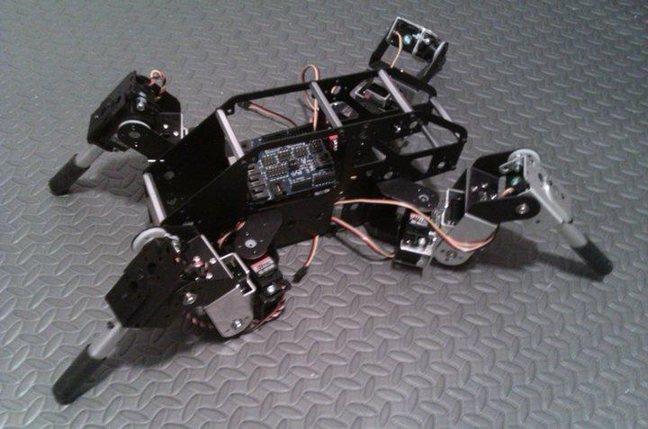 Decide to use Arduino